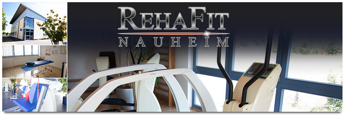 RehaFit Nauheim Gebäude