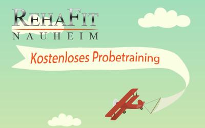 Kostenloses Probetraining
